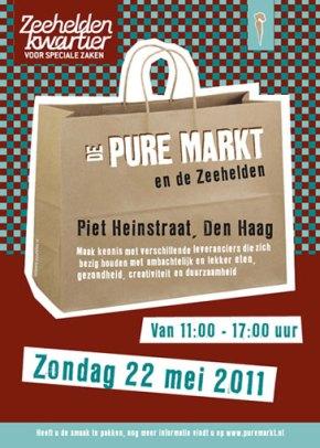 Pure Markt Den Haag